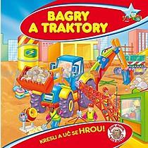 bagry a traktory